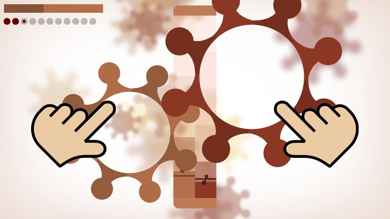 Screenshot of Finger Hoola