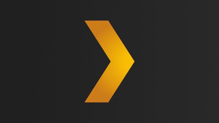 Screenshot of Plex