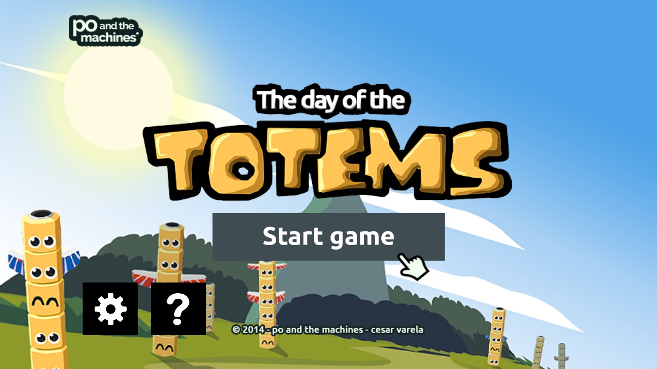 Screenshot of The day of the Totems