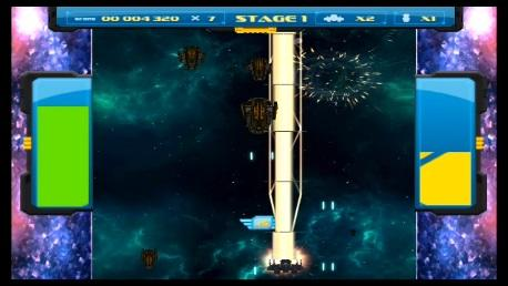 Screenshot of Astra Etherium - Adventures of a Space Bounty Hunter in Space