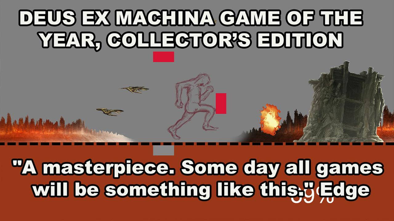 Screenshot of DEUS EX MACHINA GAME OF THE YEAR 30th ANNIVERSARY COLLECTOR'S EDITION
