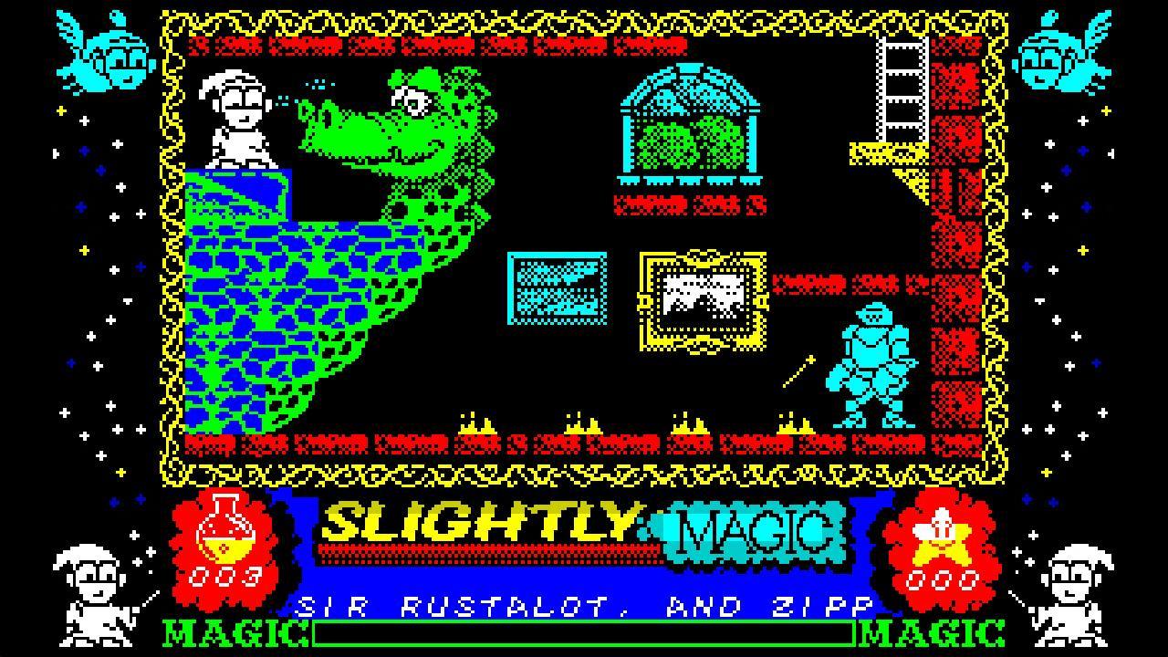 Screenshot of Slightly Magic Lite