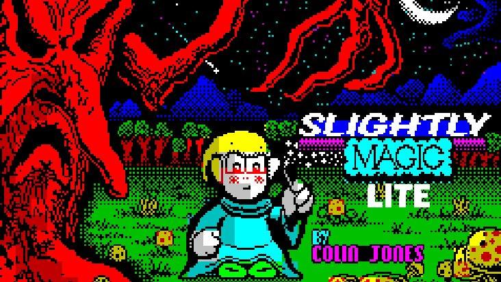 Screenshot of ../game/com.potassiumfrog.slightlymagiclite.htm