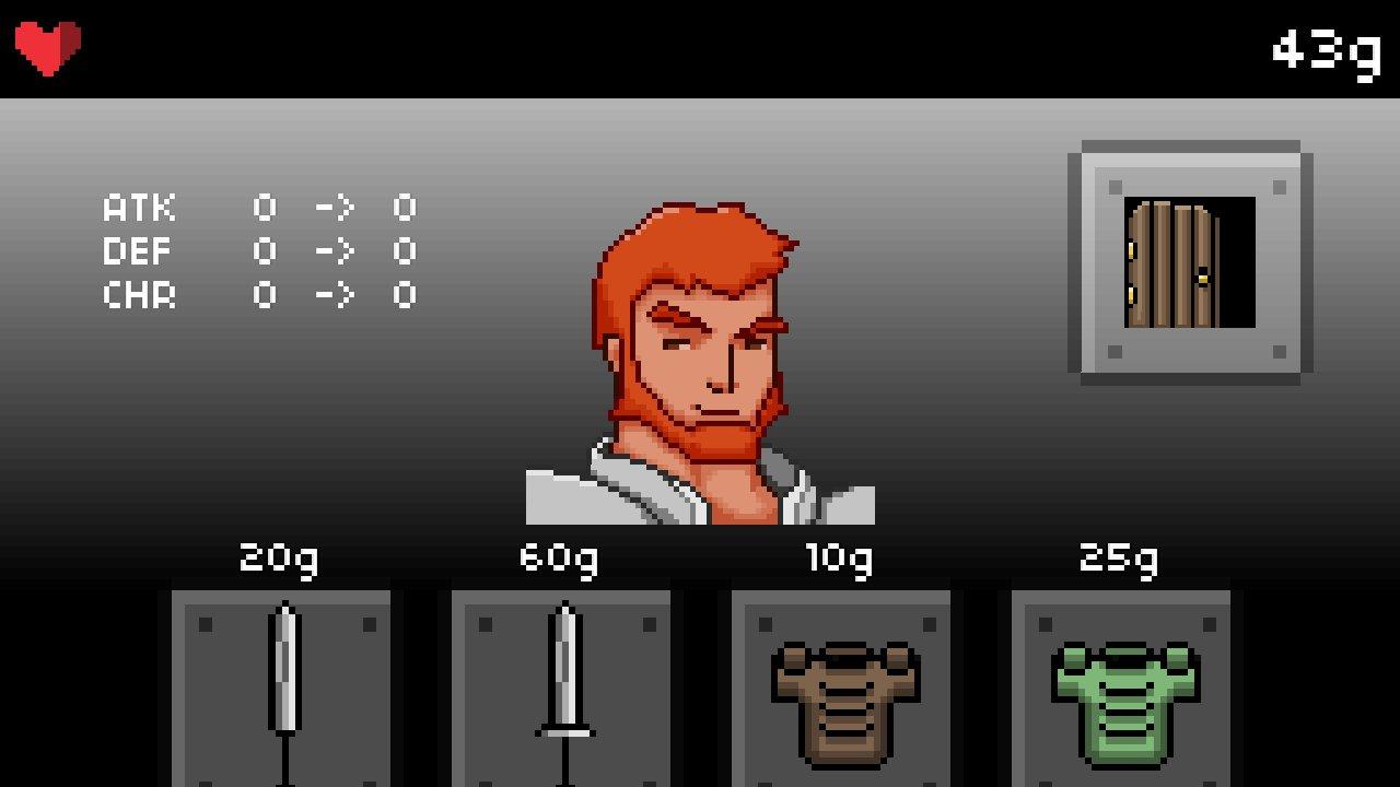 Screenshot of Regular Ordinary Boy