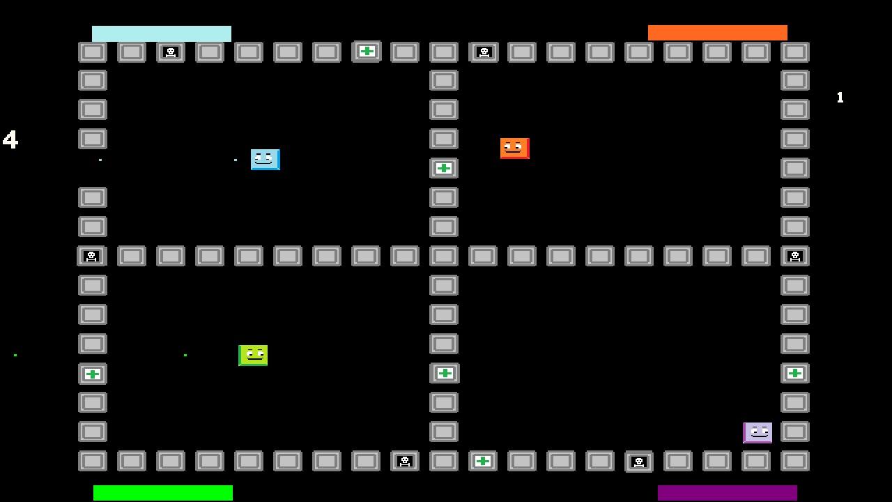 Screenshot of Block Blasters