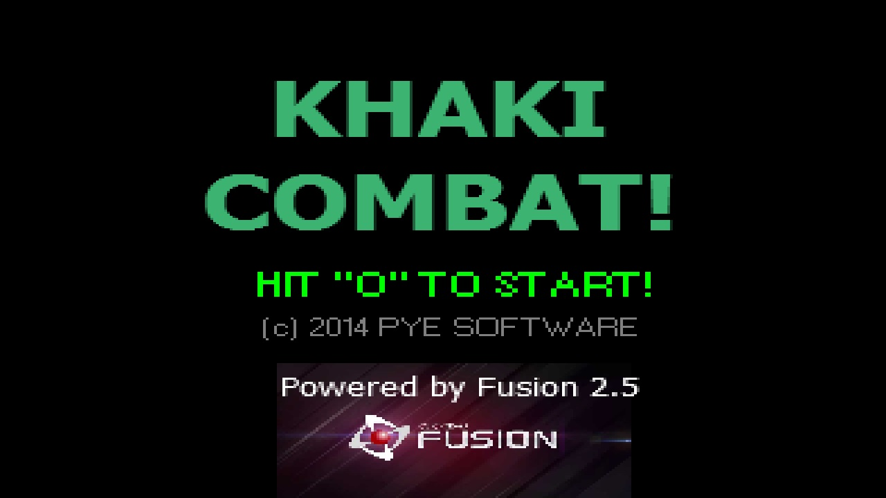 Screenshot of Khaki Combat!