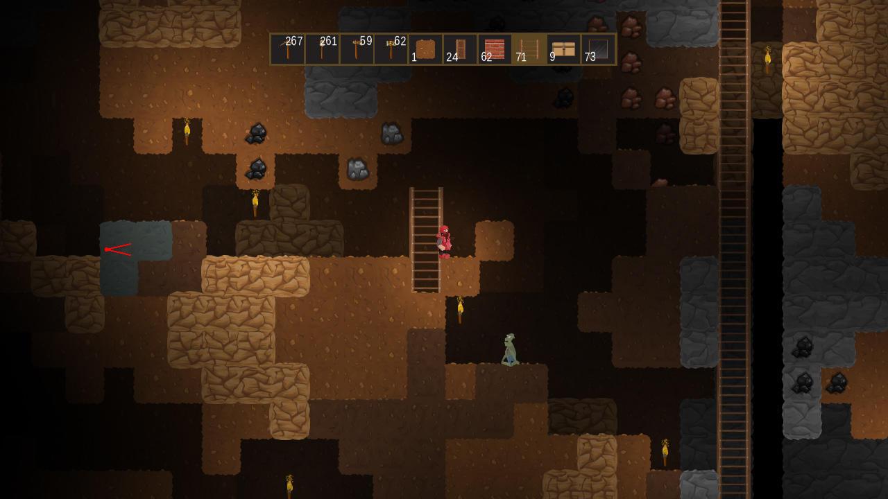 Screenshot of Craft King