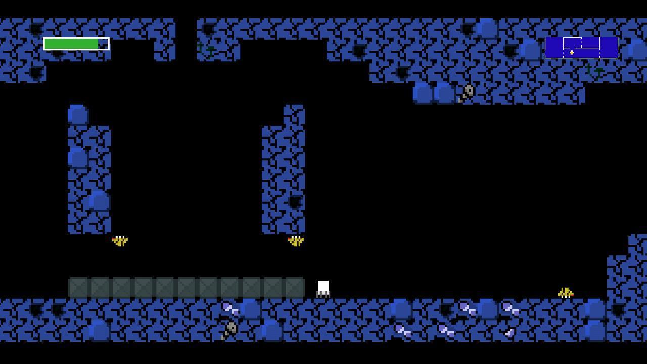 Screenshot of Super Space Adventure