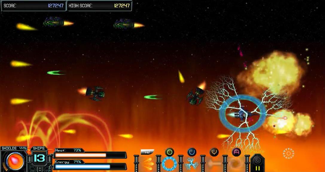 Screenshot of Gunblitz