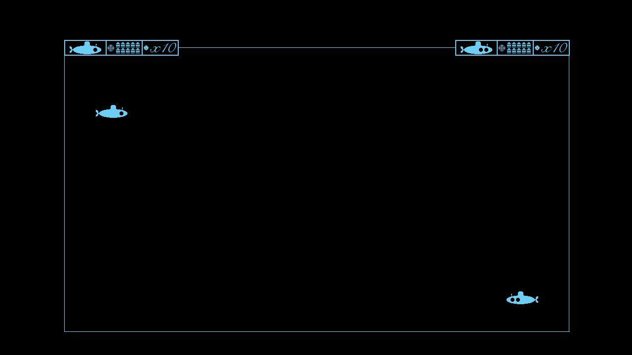 Screenshot of Submarine Wars