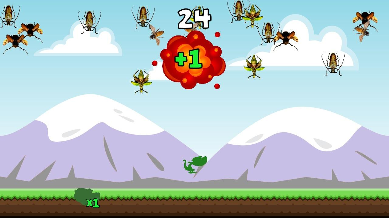 Screenshot of XD: DrunkPunk's Bug Catcher!
