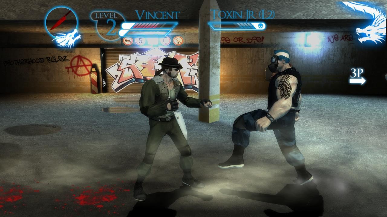 Screenshot of Brotherhood of Violence