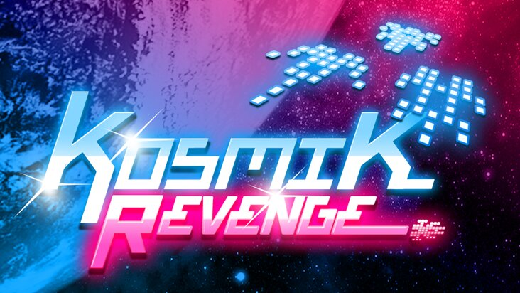Screenshot of Kosmik Revenge