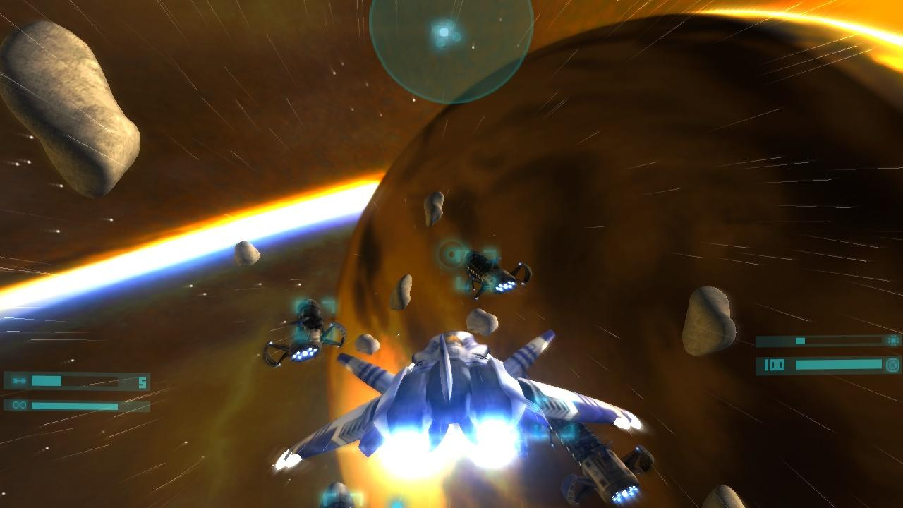 Screenshot of No Gravity