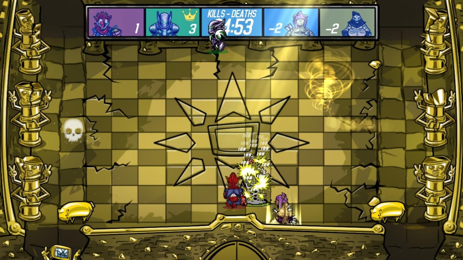 Screenshot of Get Over Here
