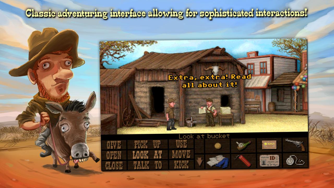 Screenshot of Fester Mudd: Episode 1