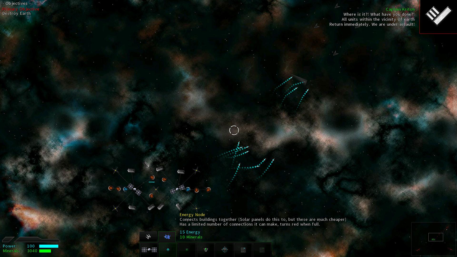 Screenshot of Rogue AI