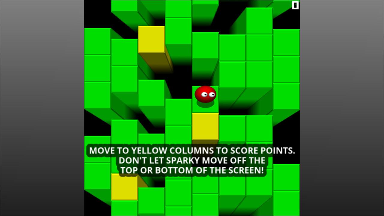 Screenshot of Nimble Spark