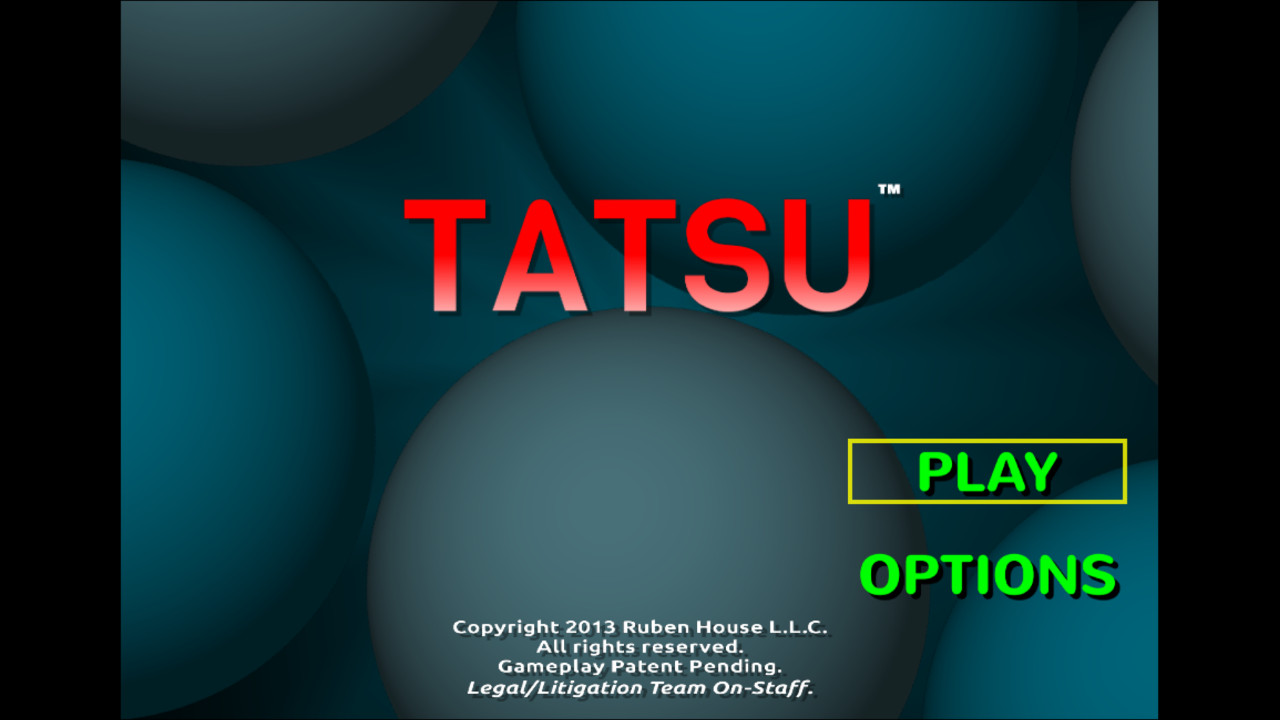 Screenshot of Tatsu