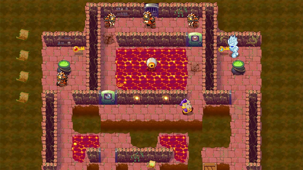 Screenshot of Mystery Castle