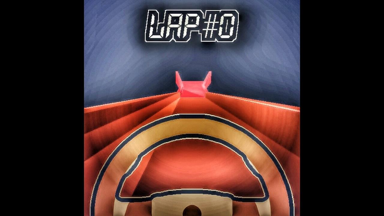 Screenshot of Flappy Wheels 3D
