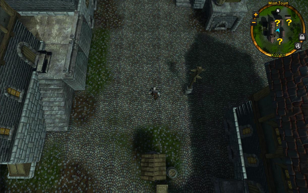Screenshot of Heroes of Issachar