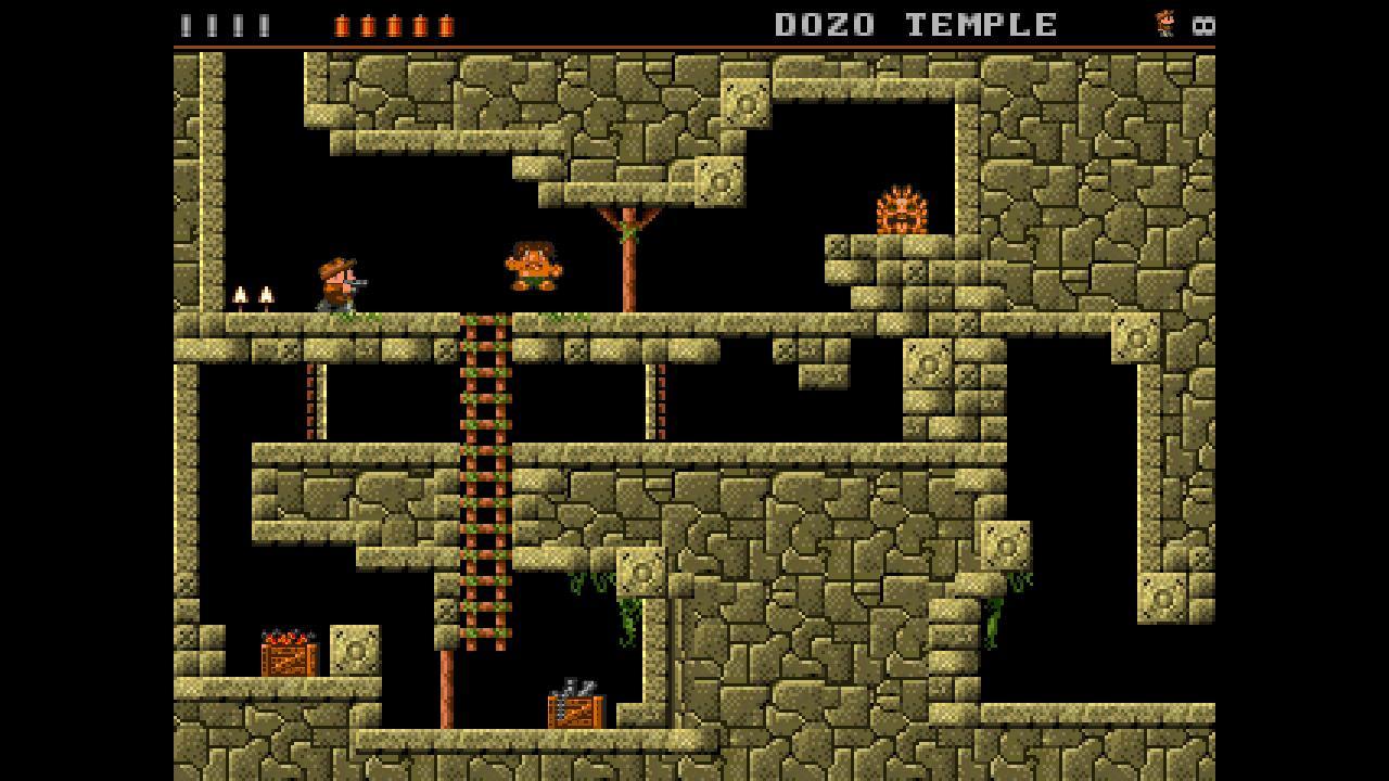 Screenshot of Lao's Quest