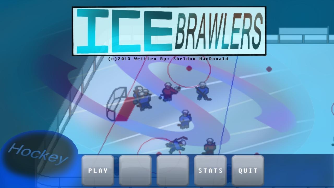 Screenshot of Ice Brawlers