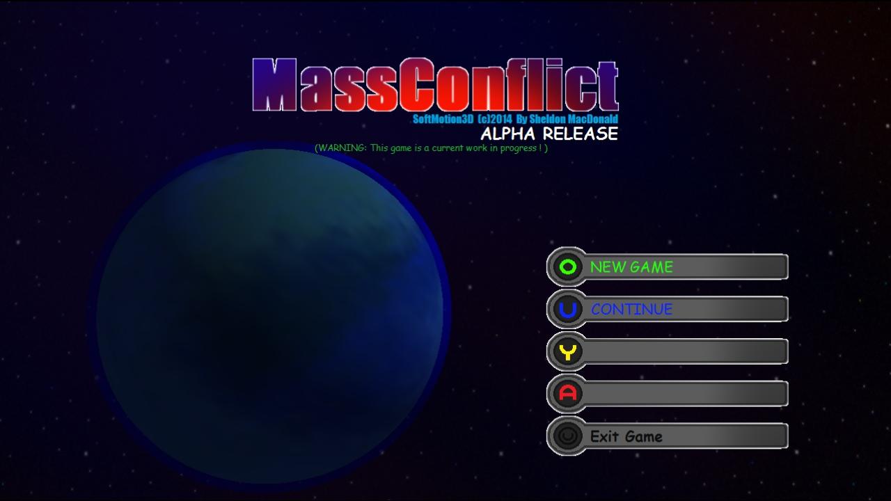 Screenshot of Mass Conflict