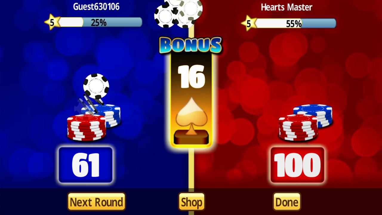 Screenshot of Video Poker Duel