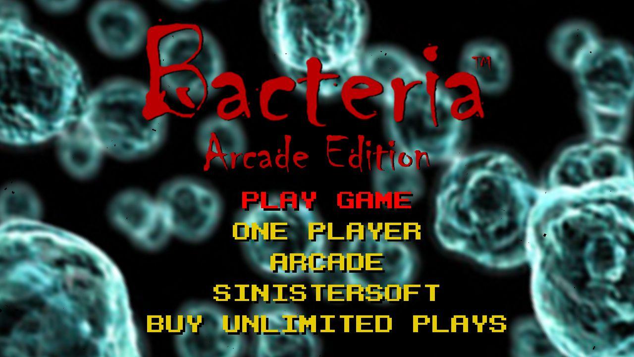 Screenshot of Bacteria - Arcade Edition