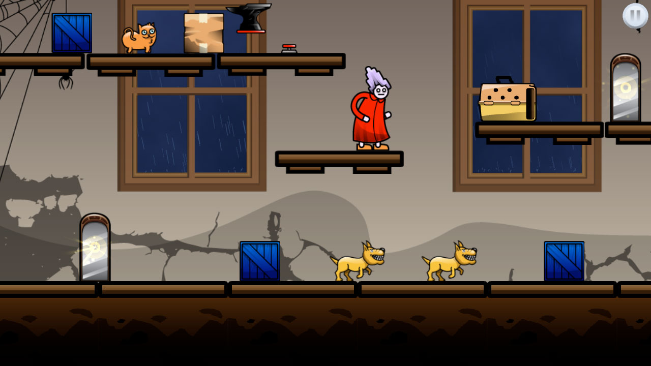Screenshot of Crazy Cat Lady
