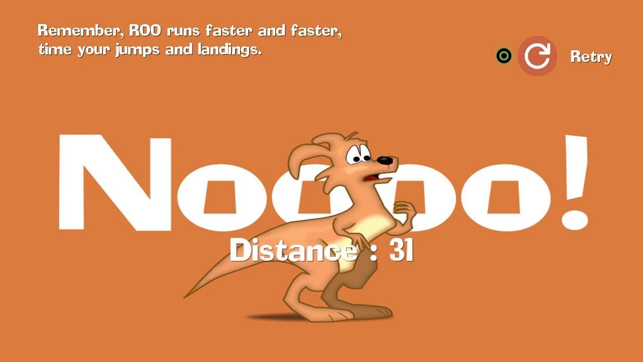 Screenshot of ROO!