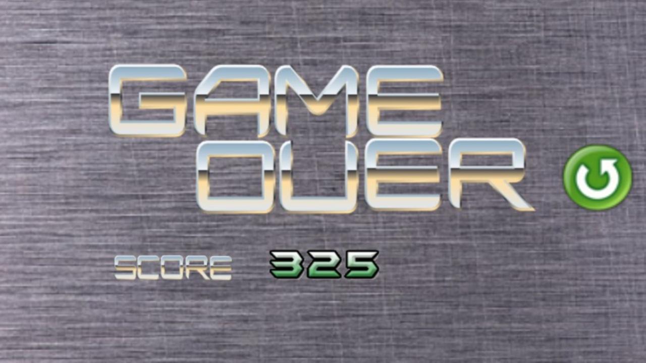 Screenshot of Vector 360 Breakout