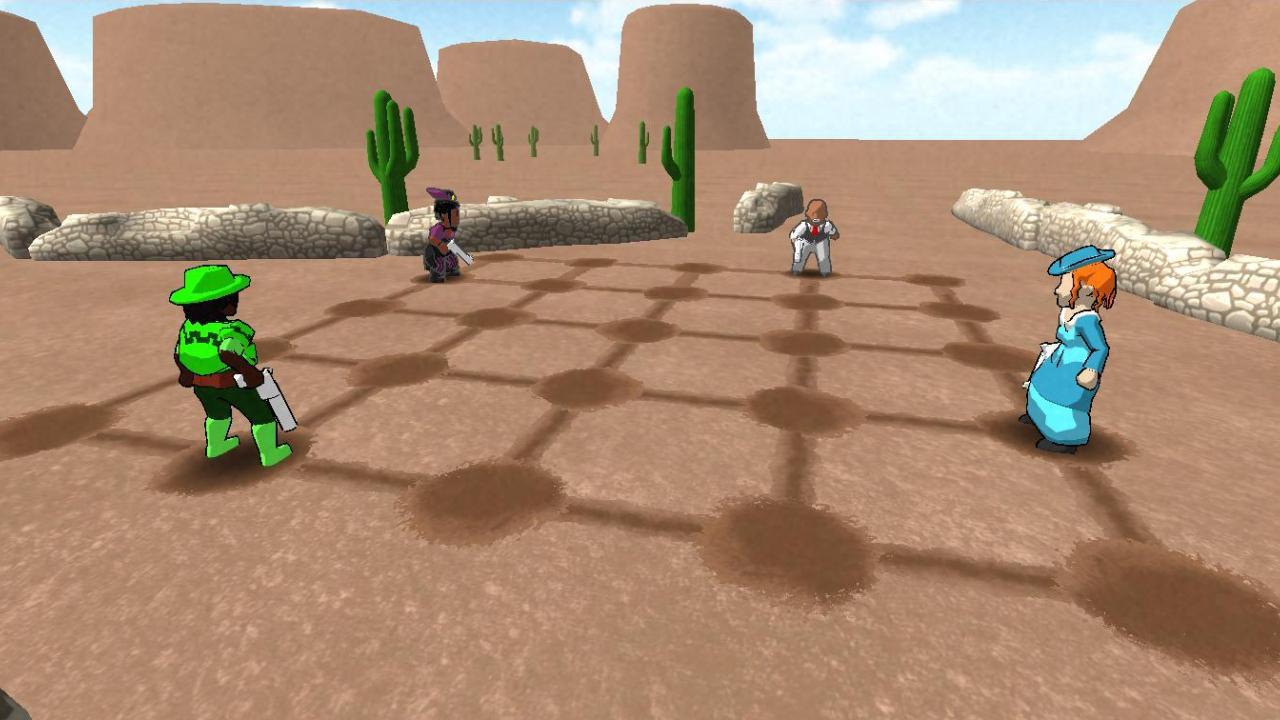 Screenshot of BANG BANG BANG!