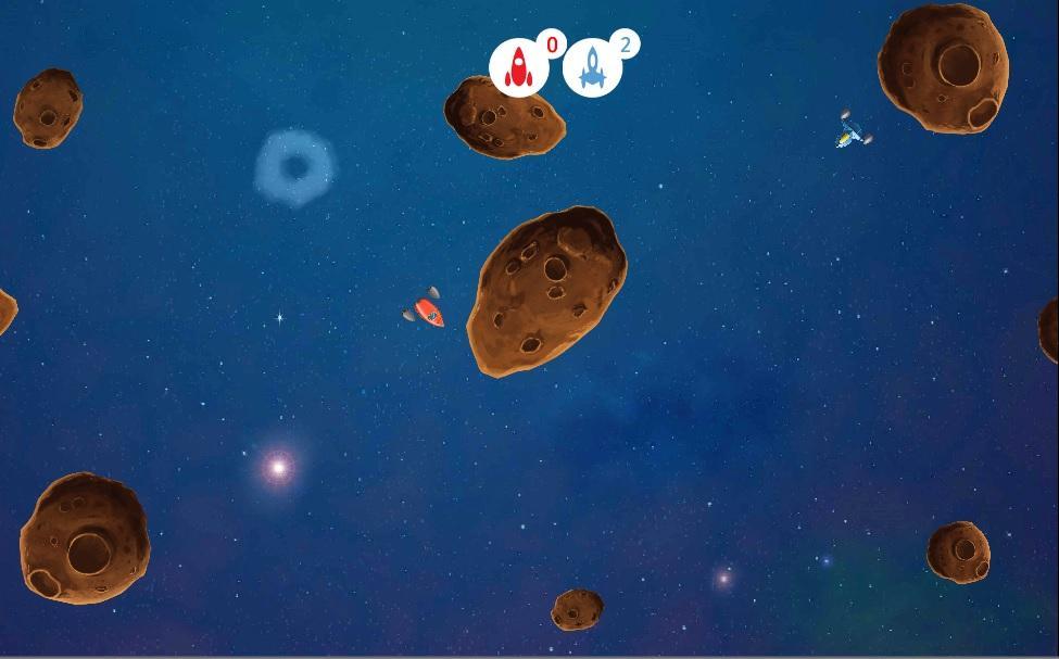 Screenshot of Hard Lander