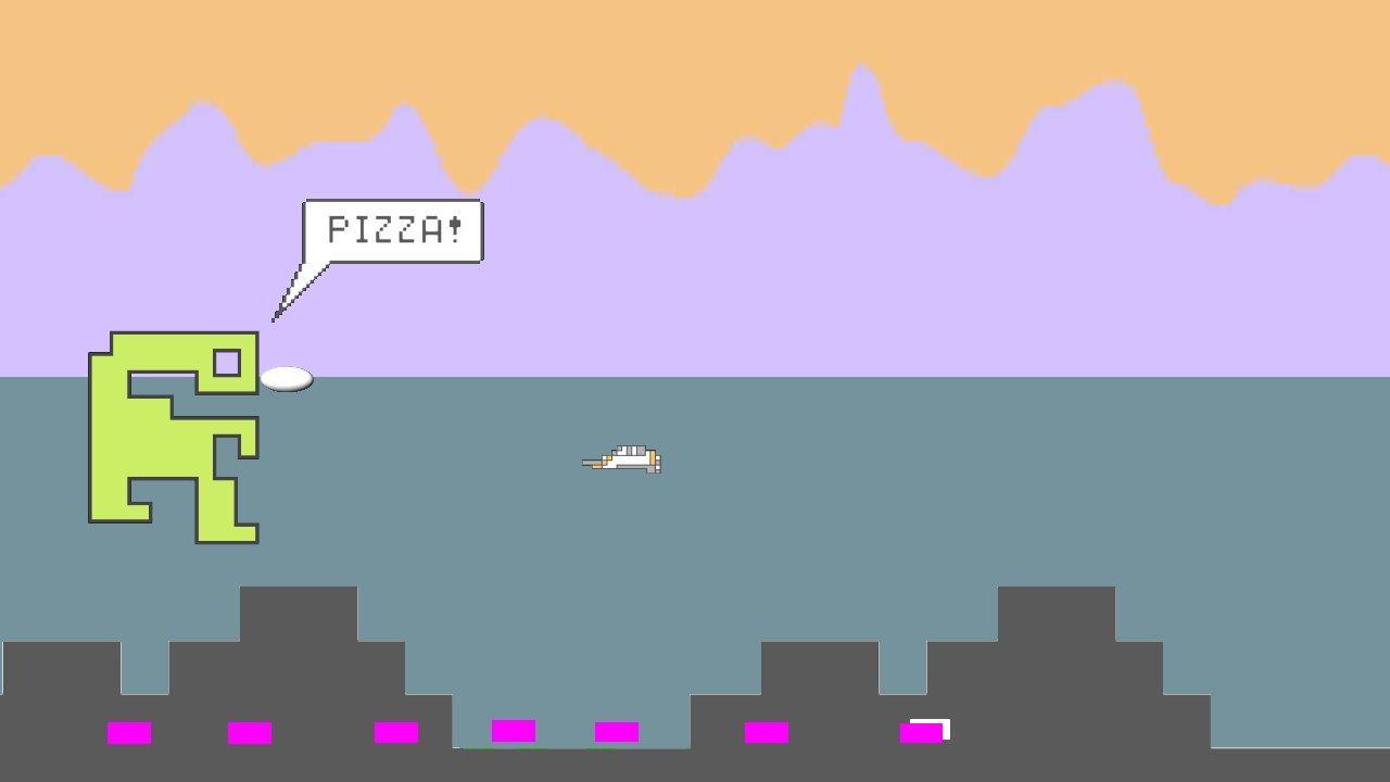 Screenshot of The 80's Strike Back!