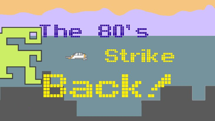 Screenshot of ../game/com.spacialfx.the80sstrikeback.htm