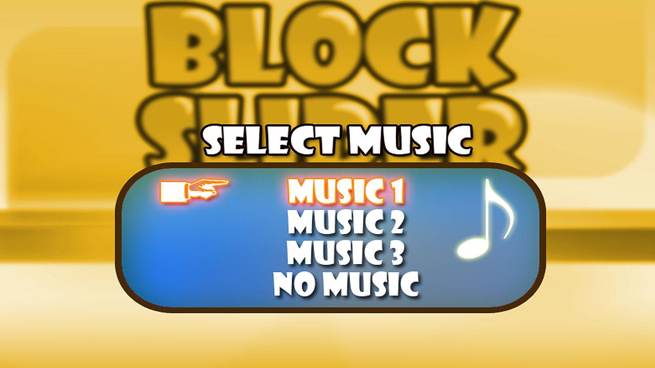 Screenshot of BlockSlider