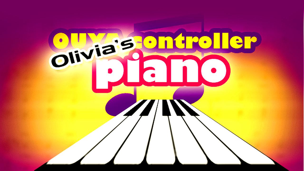 Screenshot of Olivia's Piano