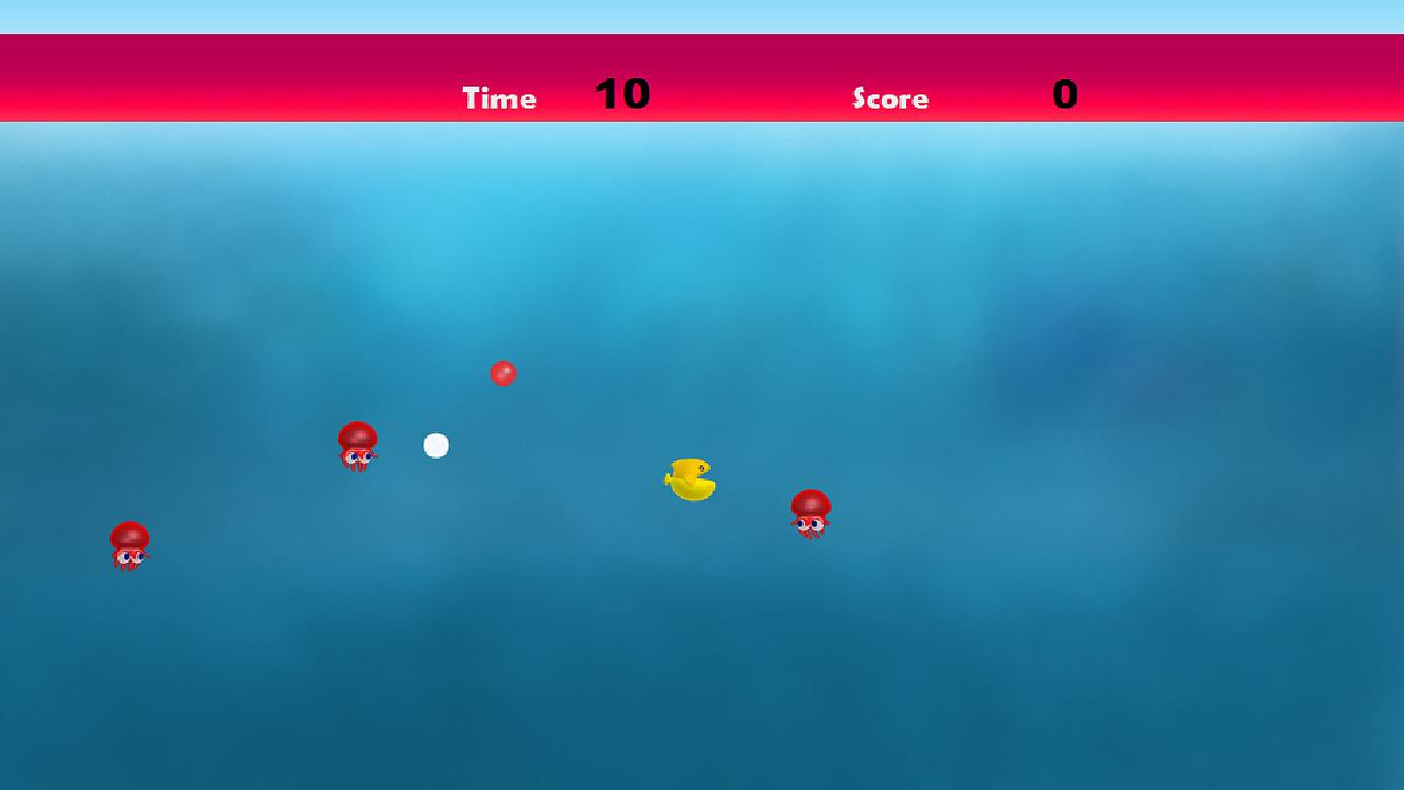 Screenshot of Perl Diver