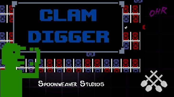 Screenshot of ../game/com.spoonweaver.clamdigger.htm