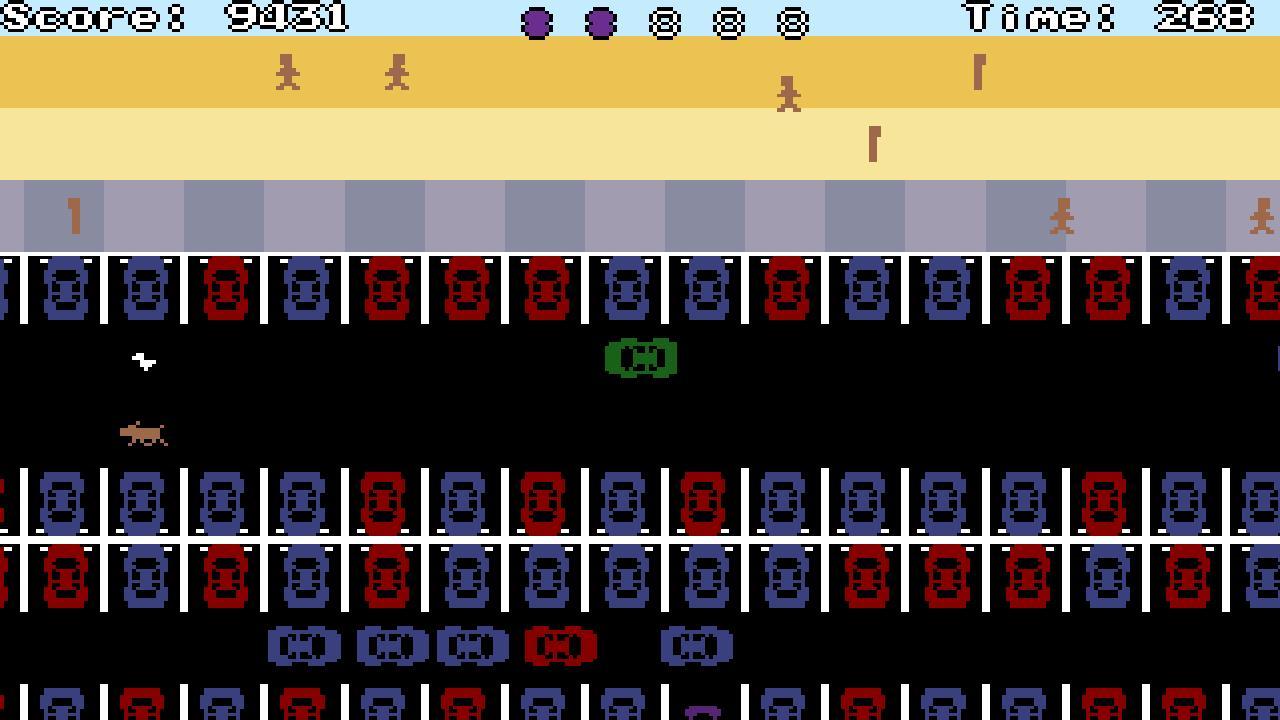 Screenshot of Clam Digger