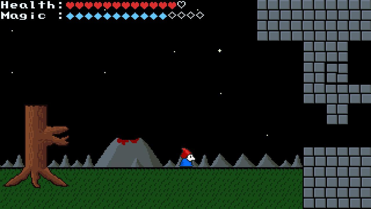 "Screenshot of Tim-Tim ""The Mighty Gnome"""