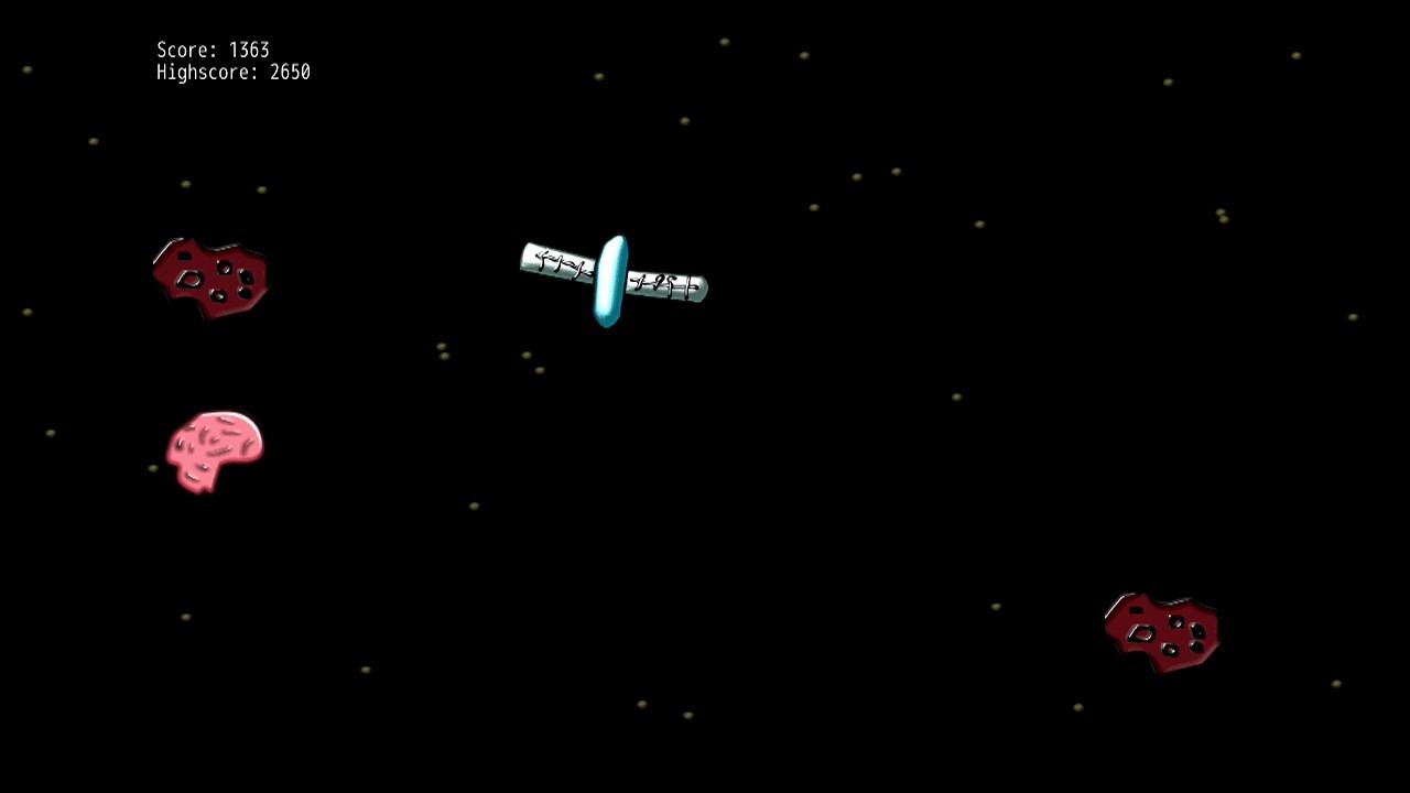 Screenshot of Floaty Brain In Space