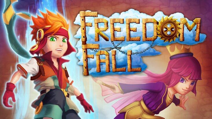 Screenshot of ../game/com.stirfirestudios.freedomfall.ouya.htm