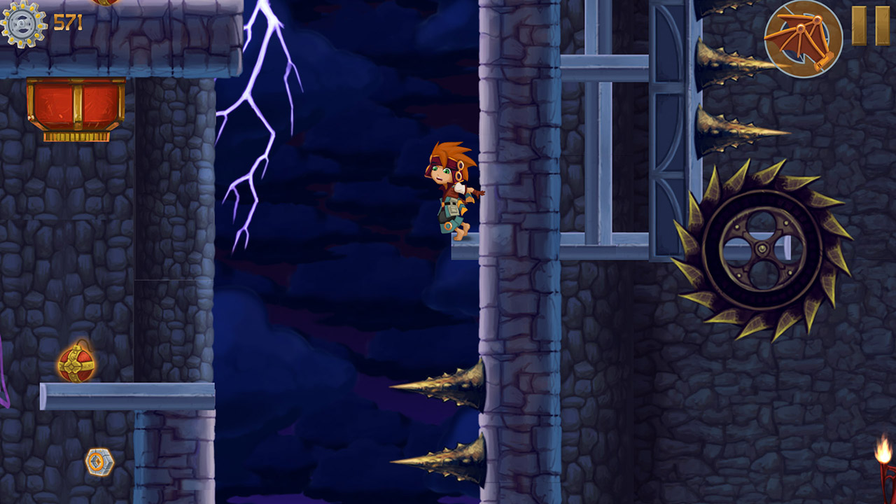 Screenshot of Freedom Fall