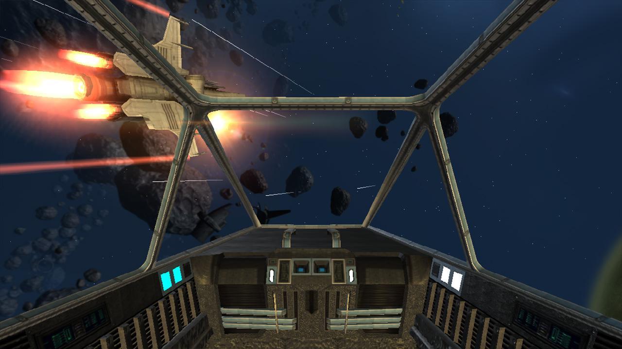 Screenshot of Strike Wing: Raptor Rising
