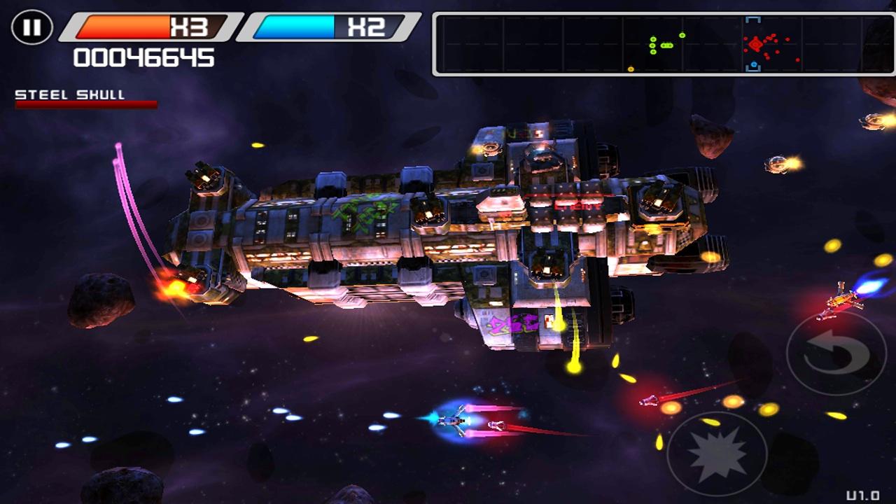 Screenshot of Syder Arcade
