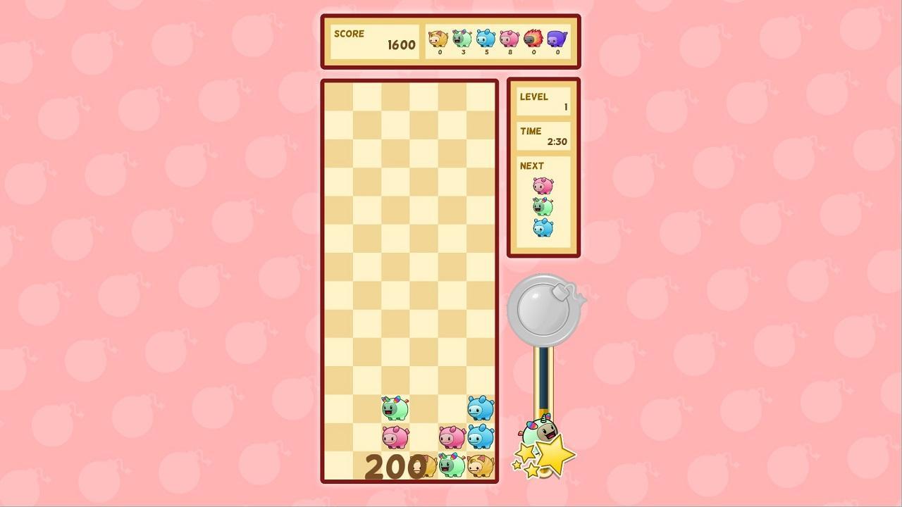 Screenshot of Jiggle Jaggle